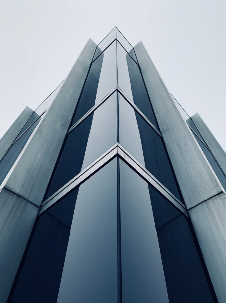 Building Architecture Office  - DAVID_UNDERLAND / Pixabay